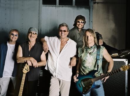 Deep Purple: de volta ao Brasil.