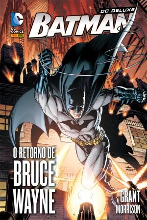 O Retorno de Bruce Wayne: a simbologia do Batman em forma de HQ.