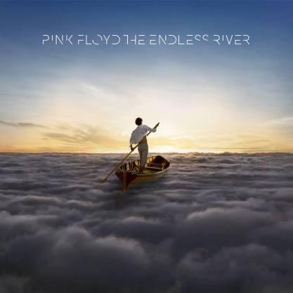 A capa de The Endless River: novo disco depois de 20 anos.