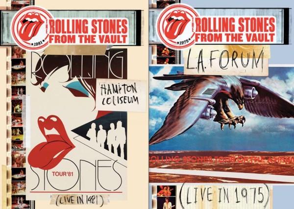 Os dois novos concertos em vídeo e áudio.