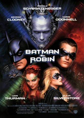 Batman e Robin: não dá para ser pior do que isso. Ou dá?