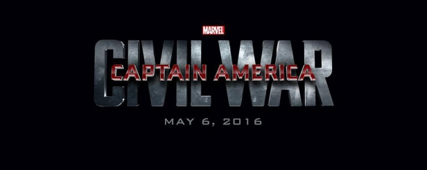 Captain America Civil War MCU banner