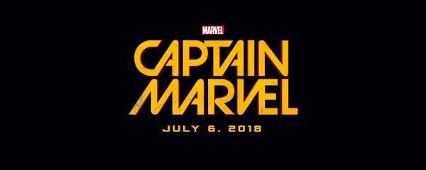 captain marvel movie banner