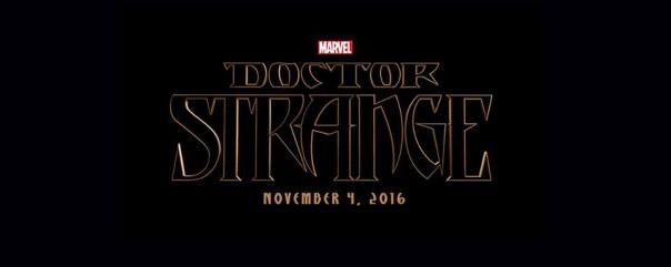 Doctor Strange MCU banner