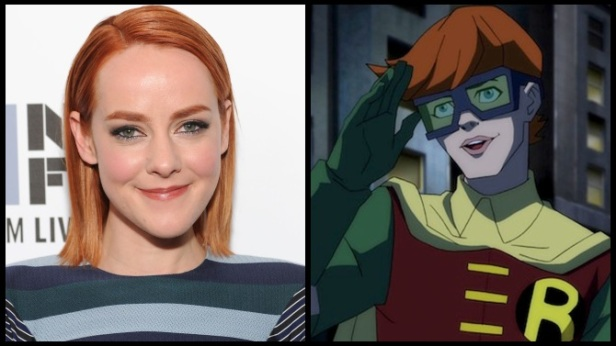 Jena Malone pode interpretar a Robin Carrie Kelley.