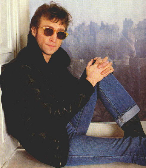 john lennon 1980 rock star photo
