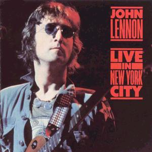 john lennon live in new york city 1986