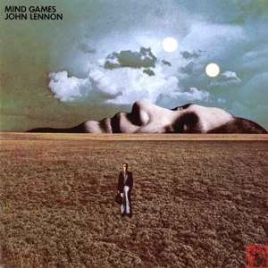 john lennon mind games 1973