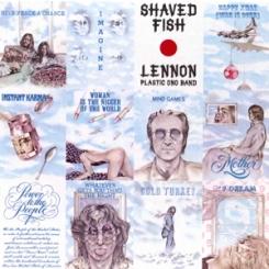 john lennon shaved fish 1976