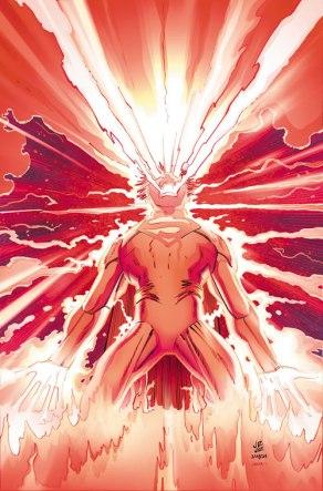 Capa de Superman 38, por John Romita Jr.