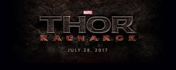 Thor  ragnarok MCU banner