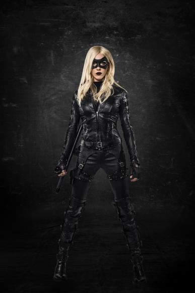 A nova Canário Negro em Arrow.