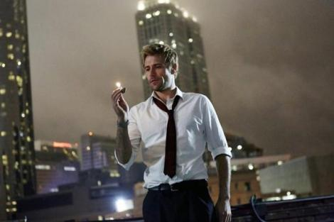 Constantine na TV: não vai longe...
