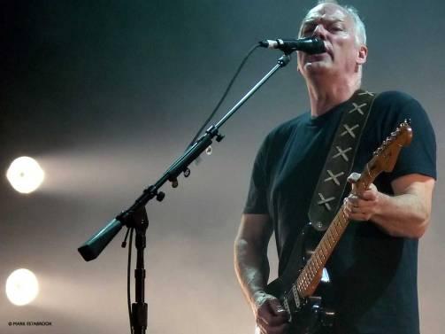 David Gilmour: de volta a Pompeia 45 anos depois.