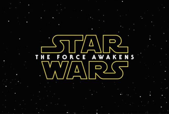 star wars vii official title logo