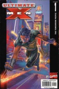 A versão Ultimate de Wolverine.
