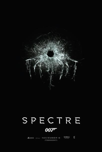 Poster oficial de Spectre.
