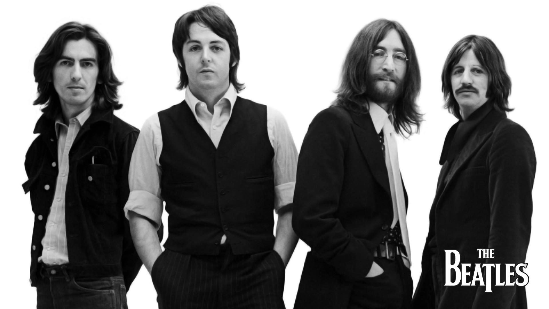 beatles 1969 linda photo banner