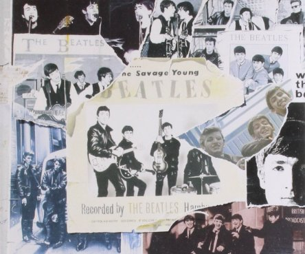 beatles anthology 1 cover