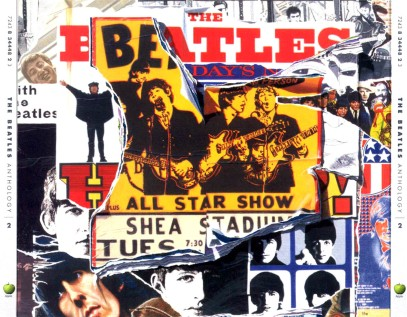beatles anthology 2 cover