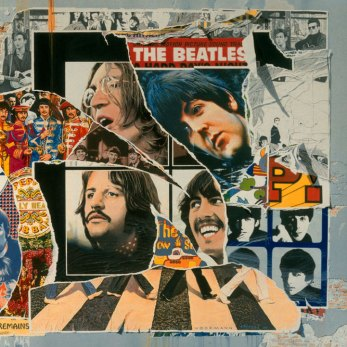 beatles anthology 3 cover