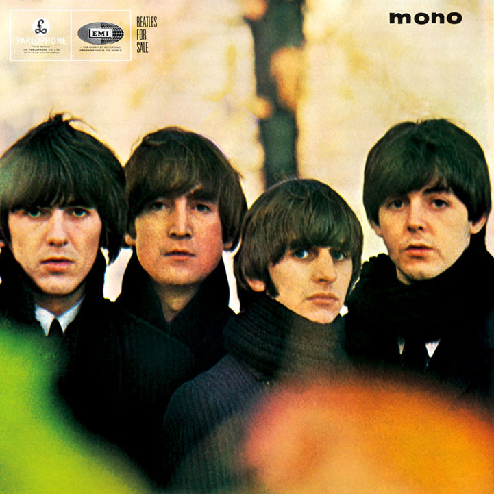beatles for sale cover