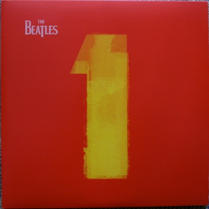 beatles one cover