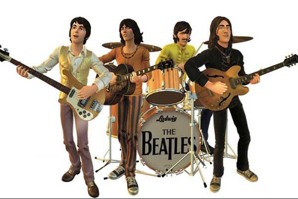 beatles rock band 1968