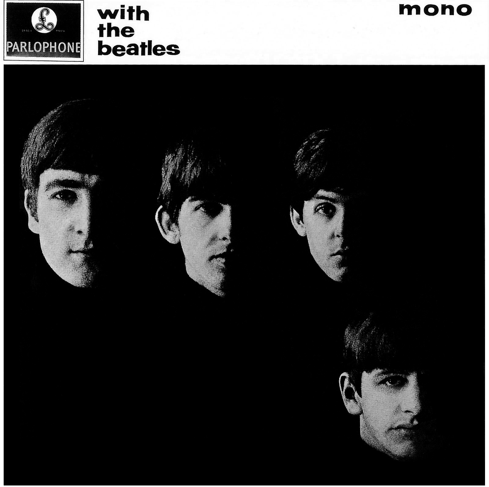 beatles With_The_Beatles_-Mono-