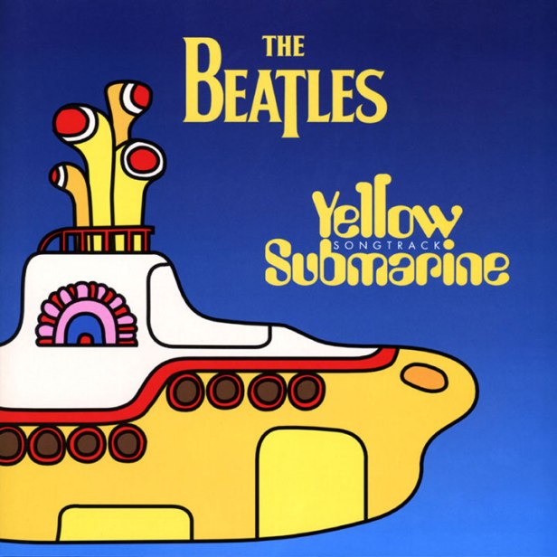 beatles yellow submarine soundtrack