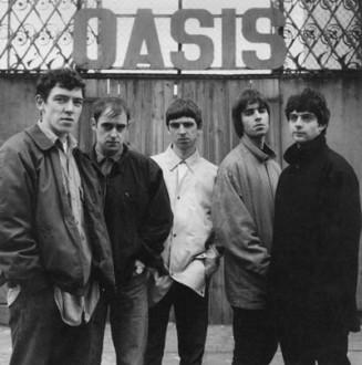 Oasis: do indie para o sucesso absoluto em um pulo.