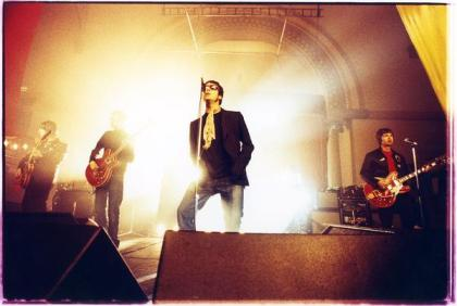 Oasis: retomada de sucesso no fim.