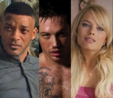 Will Smith, Tom Hardy e Margot Robbie também estão no filme.
