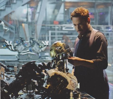 Era de Ultron deixará marcas que mudarão Tony Stark.