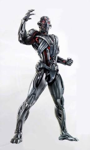 Ultron: origens alienígenas?