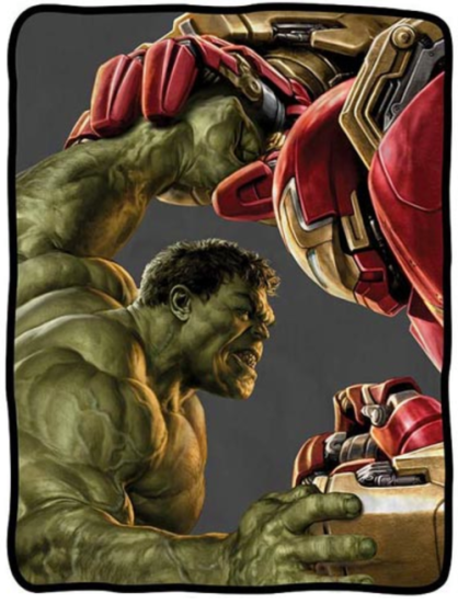 Hulk versus Hulknuster é destaque no vídeo.