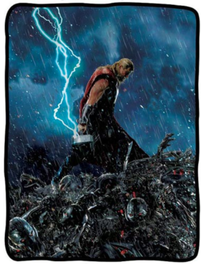Um dos mistérios do filme é algo pessoal ligado a Thor .