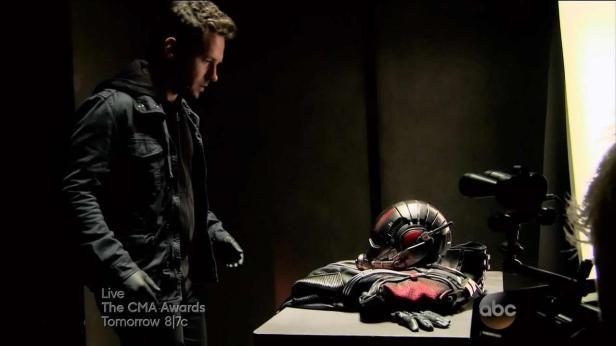ant-man official scott lang finds the uniform