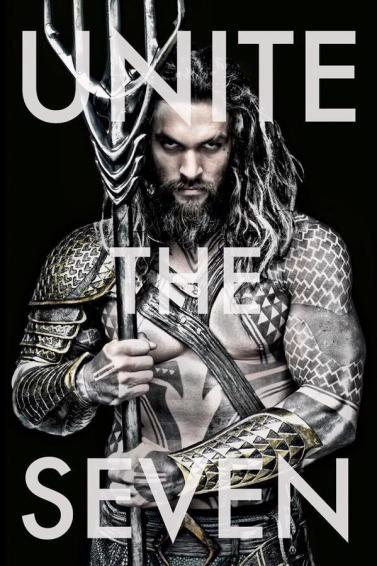 Aquaman: aparecerá em Origens da JUstiça e terá menção em Esquadrão Suicida.