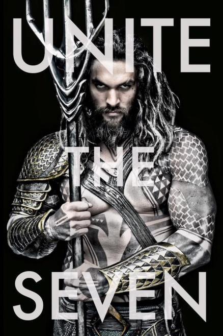 Momoa como Aquaman: fim das filmagens.