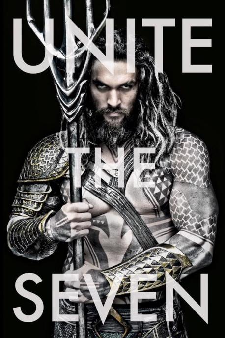 Aquaman: primeira imagem oficial.