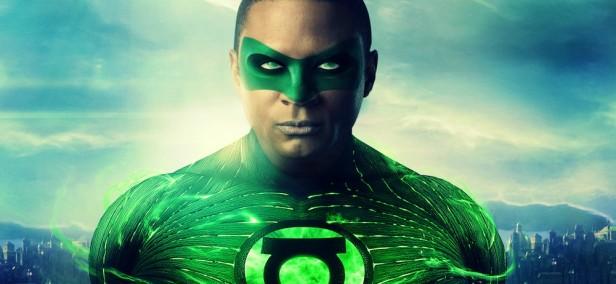 Não, John Diggle não é o Lanterna Verde.
