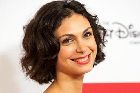 Morena Baccarin está no filme.