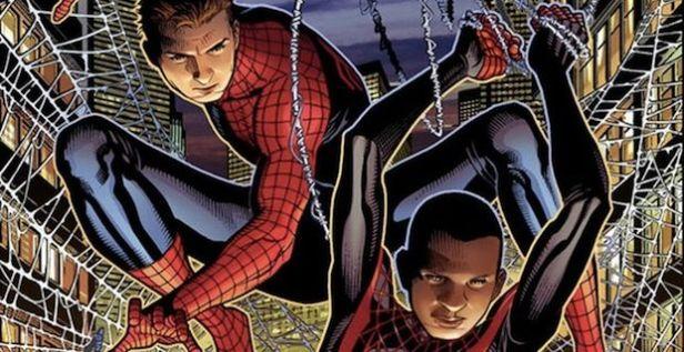 Homem-Aranha: Peter Parker ou Miles Morales?