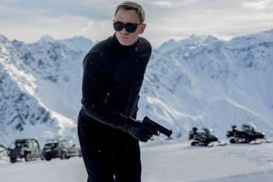 Craig como Bond na primeira foto oficial de Spectre.