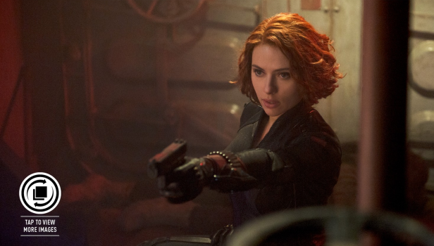 ageofultron empire inside black widow with gun (best)