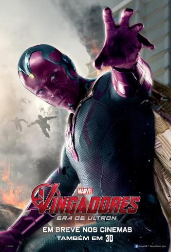 Visão: morte nas mãos de Thanos?.