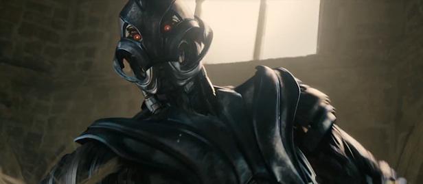 Ultron é um dos principais vilões dos Vingadores nos quadrinhos.