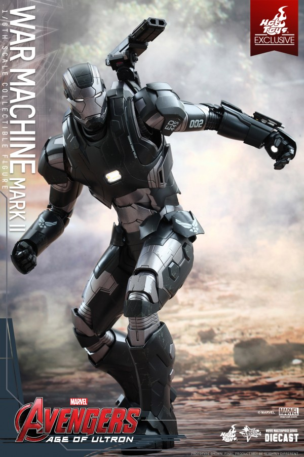 ageofultron war machine mark 2 hot toys
