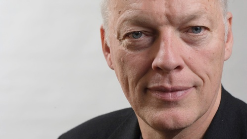 David Gilmour: volta a Pompeia.